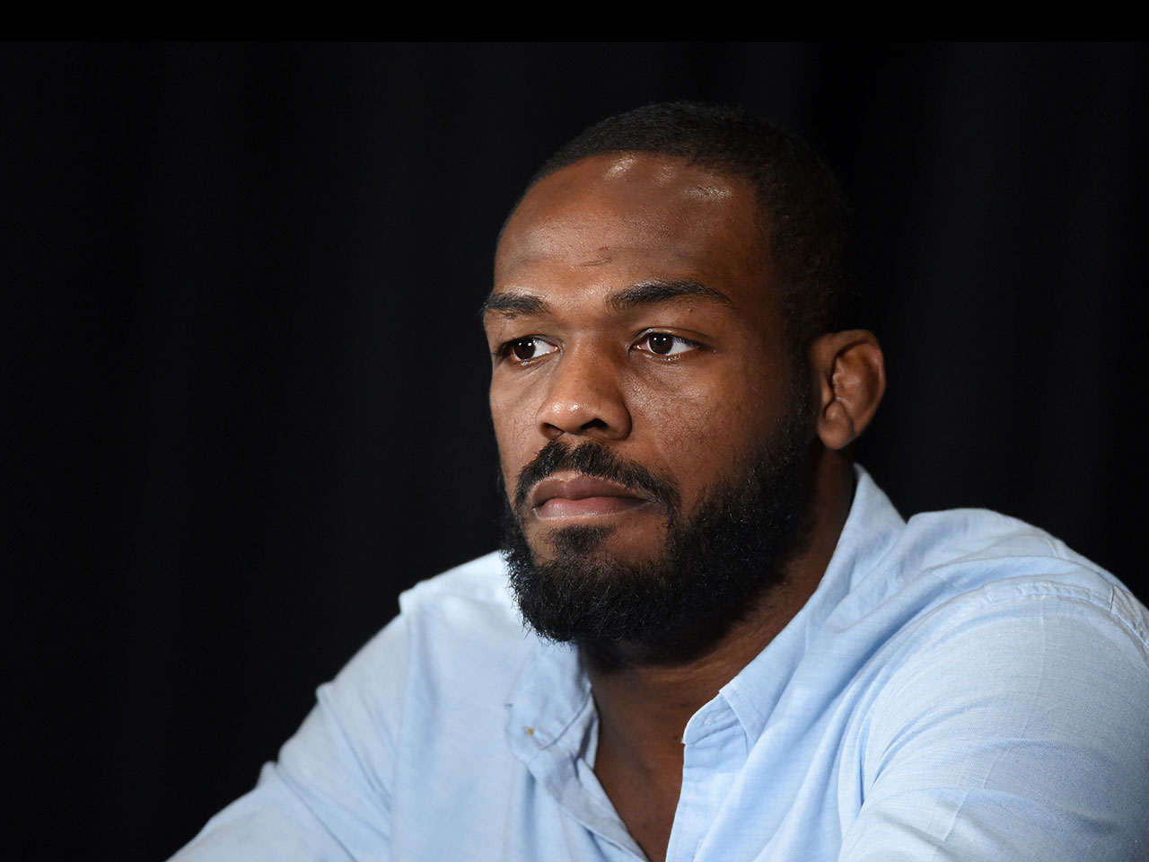 Jon Jones Failed a Drug Test Before UFC 214
